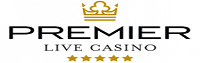 premier live kasino logo