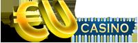 EUCasino mobiilikasino logo