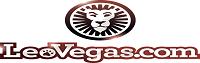 LeoVegas nettikasino logo