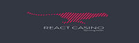 react nettikasino logo