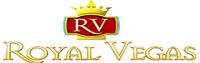 Royal Vegas mobiilikasino logo