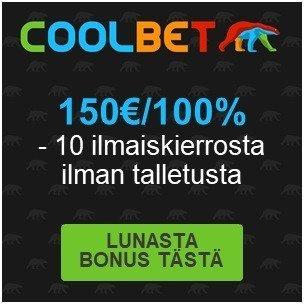 coolbet-bonustarjous