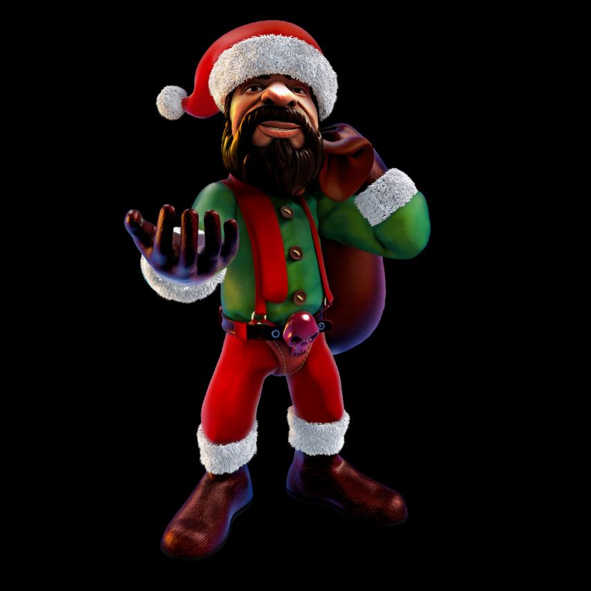 netent-joulupukki