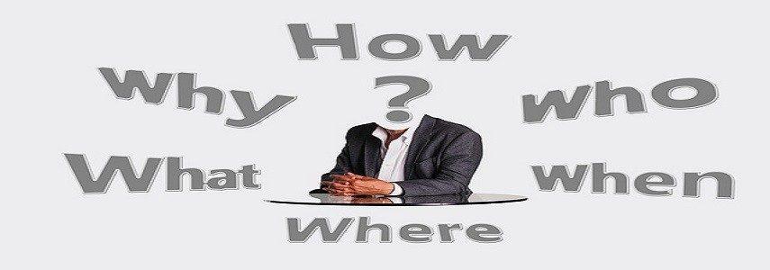 kysymyksiä ilmassa