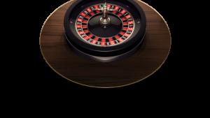 puinen-rulettipöytä