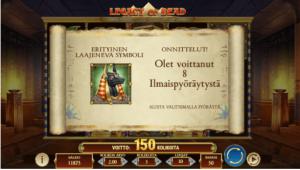 legacyofegypt-viikkokatsaus