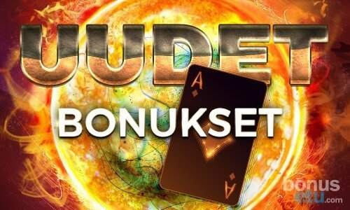 uudet casino bonukset